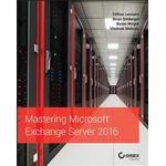 Mastering Microsoft Exchange Server 2016 (Häftad, 2016), Häftad