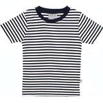 T-shirt Børnetøj Wheat Wagner T-shirt SS - Navy