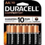 Duracell AA Power 10-pack