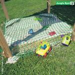 Sandkasseoverdækning Jungle Gym Sandbox Net 805126