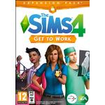 The sims 4 get to work PC spil The Sims 4: Arbejdstid (Get to Work)