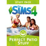 The sims 4 stuff PC spil The Sims 4: Perfect Patio Stuff