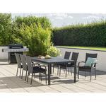 Havemøbelsæt Havemøbler Outrium Toscana Napoli Havemøbelsæt, 1 borde inkl. 6 stole