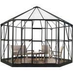 Outrium Pavillion 9.0m² Sikkerhedsglas