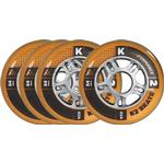 Tilbehør Tilbehør K2 Skate Performance 84mm 82A 4-pack