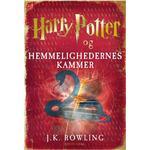 Harry potter og hemmelighedernes kammer Bøger Harry Potter og Hemmelighedernes Kammer, Hæfte