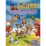 Sigurd fortæller bibelhistorier, Lydbog CD
