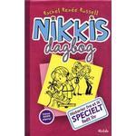 Nikkis dagbog - historier fra et ik' specielt fedt liv, Paperback