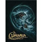 Valhalla den samlede saga Bøger Valhalla - Ormen i dybet - Frejas smykke - Den store udfordring: den samlede saga (Bind 3), Hardback