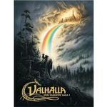 Valhalla - Ulven er løs - Thors Brudefærd - Odins væddemål: den samlede saga (Bind 1), Hardback
