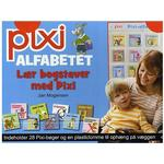 Pixi alfabetet: lær bogstaver med pixi, Hæfte
