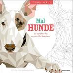 Mal hunde: 60 mal-efter-tal geometriske tegninger, Hæfte