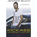 Jesper buch Bøger Kick Ass: Fra kælder til milliard, E-bog