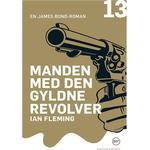 Hæftet - Krimier, Thrillere og Mysterier Bøger Manden med den gyldne revolver, Hæfte