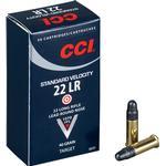 CCI 22LR Standard 50