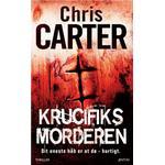 Chris carter Bøger Krucifiks-morderen, Paperback