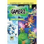 Gamerz 4 - Kampen om magten, E-bog