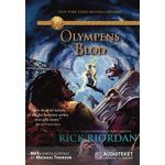 Olympens helte 5 - Olympens blod, Lydbog MP3