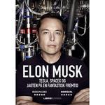 Elon Musk lydbog: Tesla, SpaceX og Jagten på en fantastisk fremtid, Lydbog MP3