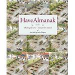 Havealmanak: økologisk have - måned for måned, Hardback