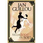 Jan guillou Bøger Mellem rødt og sort, E-bog