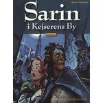 Sarin i Kejserens By, Lydbog MP3