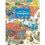 Kig og snak om transport, Hardback