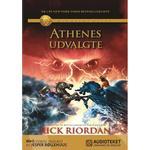 Olympens helte 3 - Athenes udvalgte, Lydbog MP3