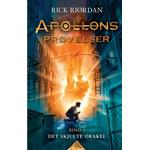 Apollons prøvelser - Det skjulte orakel, E-bog