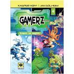 Gamerz 4 - Kampen om magten, Lydbog MP3