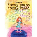 Penny får et Penny Board, Hardback