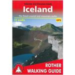 Iceland: 55 selected walks on the Island of Fire and Ice, Hæfte