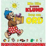 Min lille Rasmus Klump bog om ord, Hardback