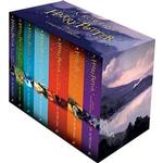 Bøger Harry Potter Box Set: The Complete Collection, Paperback
