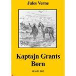 Kaptajn Grants Børn, E-bog