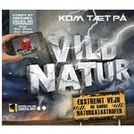 Kom tæt på vild natur: ekstremt vejr og andre naturkatastrofer, Hardback