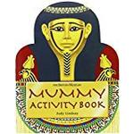 Mummy Activity Book: Activity Book - Shaped (British Museum Activity Books)