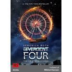 Divergent Four - Tobias' fortællinger, Lydbog MP3