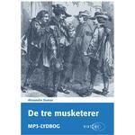 De tre musketerer, Lydbog MP3