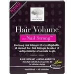 New Nordic Hair Volume Plus Nail Strong 60 stk