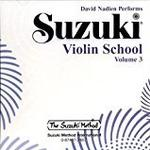 Suzuki Violin School, Vol 3 (Suzuki Method Core Materials)