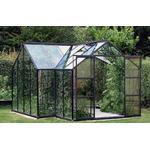 Vitavia Sirius 13000 drivhus Aluminium Glas