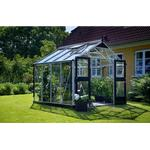 Juliana Premium 8.8m² Aluminium Hærdet glas