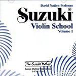 Suzuki Violin School: 1