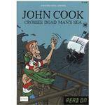 John Cook crosses Dead Man s Sea - John Cook makes chilli sauce: story 1 - story 2, Hæfte