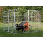 Hegn Hortus Dog Farm with Gate 180x120x240cm