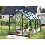 Fritstående drivhus Vitavia Merkur 9.9m² Aluminium Glas