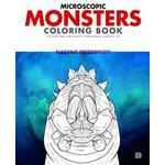 Microscopic monsters coloring book (Häftad, 2017)