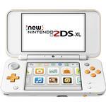 Bærbar Spillekonsoller Nintendo New 2DS XL - White/Orange