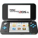 Bærbar Spillekonsoller Nintendo New 2DS XL - Black/Turquoise